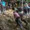 El camino de los migrantes haitianos que atraviesan Colombia