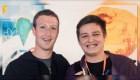 El genio latino que cautivó a Zuckerberg y salvó a familia