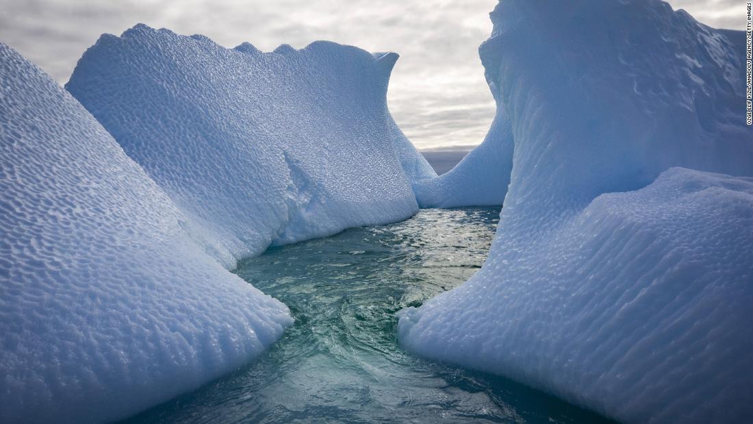 Los últimos 6 meses de la Antártida fueron los más fríos registrados