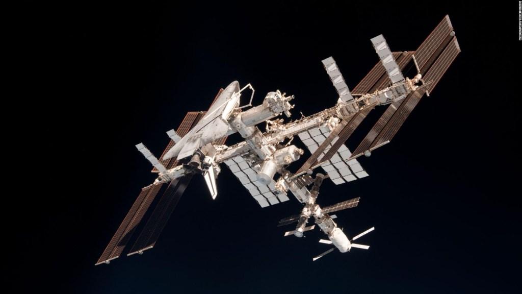 Ricostruiscono la vita degli astronauti nello spazio