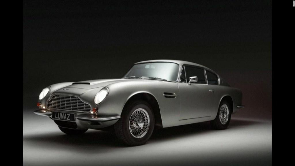 Reciclan coches clásicos
