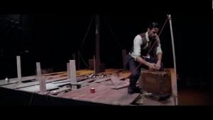 """Triunfa """"Una noche sin luna"""", monólogo sobre García Lorca"""