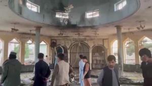 Las imágenes que deja ataque a mezquita en Afganistán