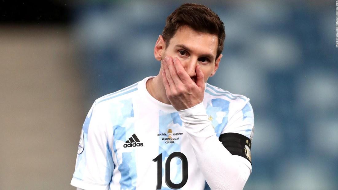 Alguien en el FC Barcelona quería que Messi jugara gratis