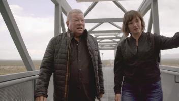 Actor de Star Trek volará en segundo viaje de Blue Origin