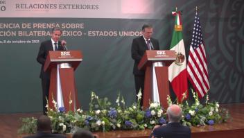 México y EE.UU. buscan nuevo acuerdo sobre seguridad
