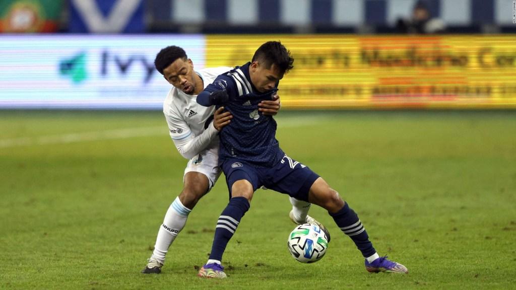 La MLS aplica dura sanción a un futbolista colombiano