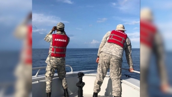 Rescatan a 19 de naufragio en República Dominicana