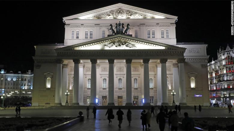 Muere un actor del Teatro Bolshói en un accidente en el escenario durante una ópera