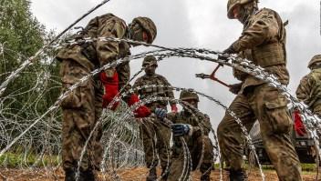 Polonia aprueba proyecto para construir muro fronterizo por crisis migratoria