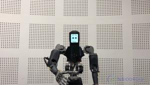 Robot mexicano compite por 10 millones de dólares