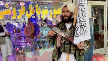 policía talibán