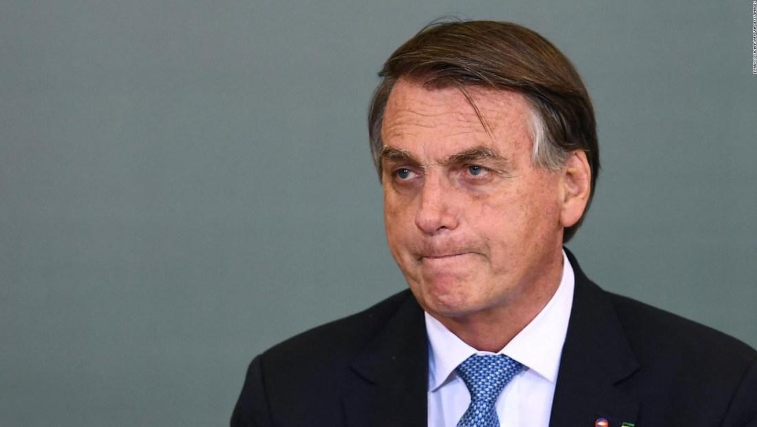 Jair Bolsonaro fue denunciado ante la CPI