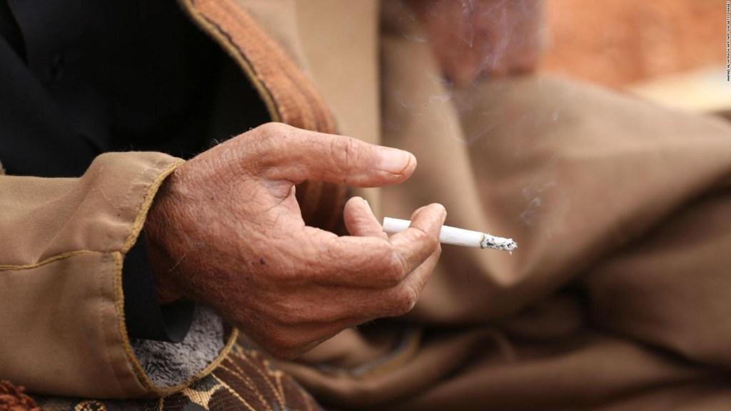 Consumir tabaco es de la Edad de Piedra, según estudio