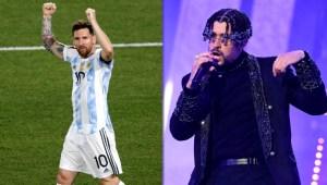 Alianza entre Messi y Bad Bunny revoluciona las redes