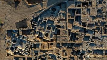 Descubren fábrica de vino de hace 1.500 años en Israel