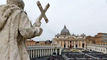 Corte de Derechos Humanos rechaza juzgar al vaticano