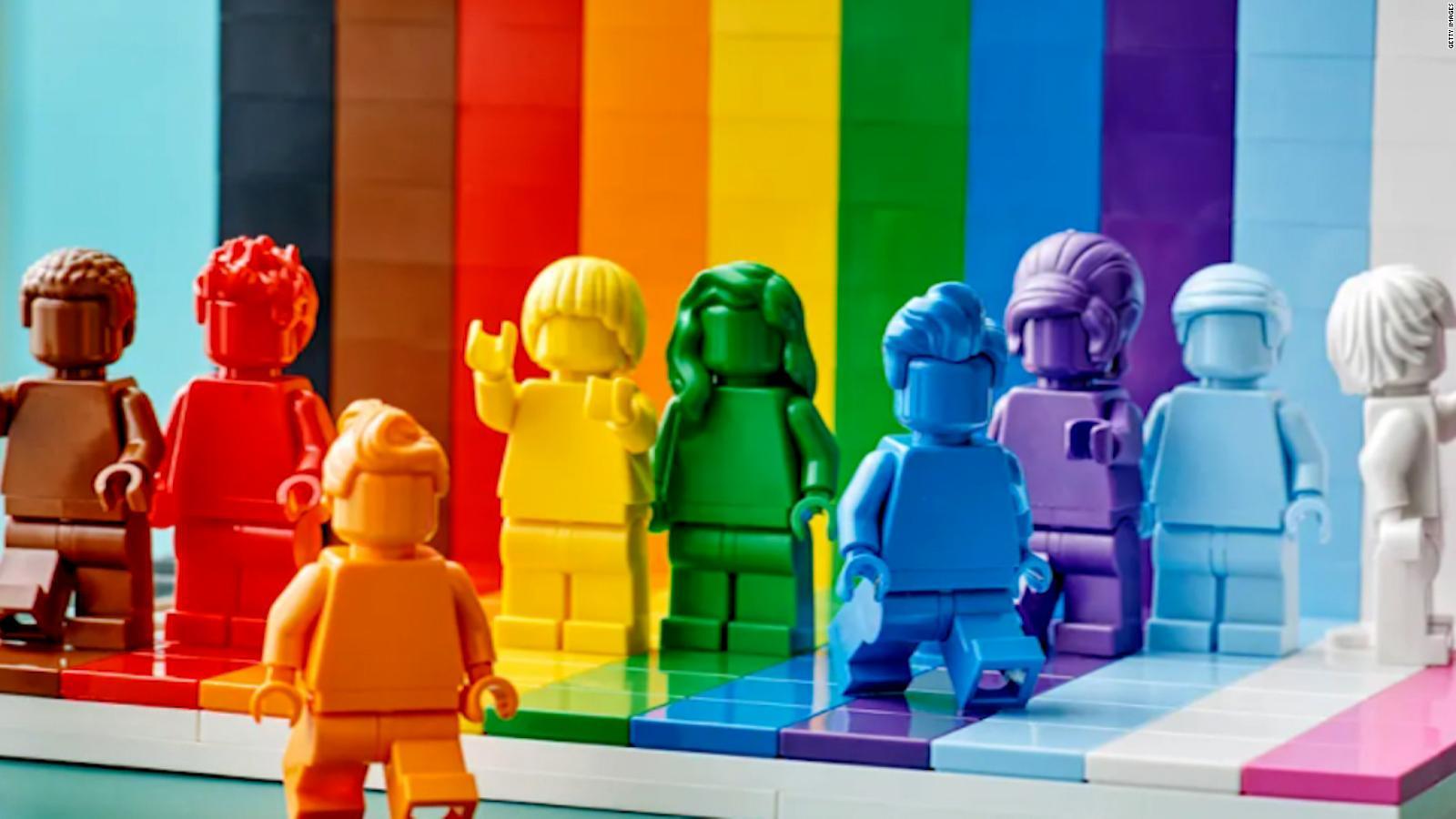Lego luchará contra los estereotipos de género en sus juguetes