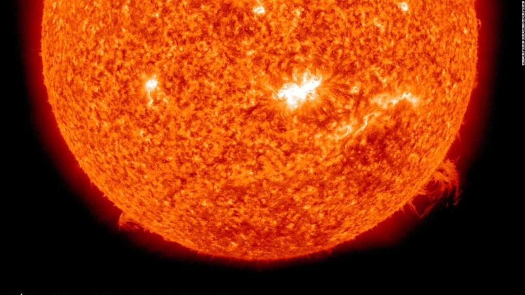 Avvertono di una tempesta geomagnetica sulla Terra