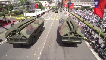 aiwán avisa: China estaría lista para invasión en 2025