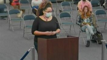 Madre de niña fallecida por covid-19 habla de su pérdida