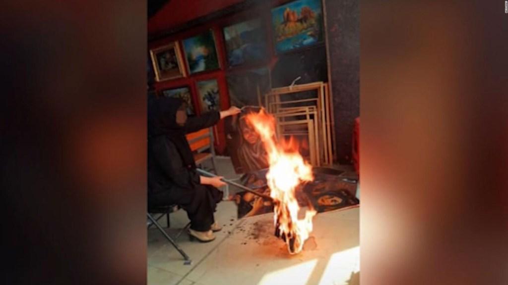 Artistas temen represalias del Talibán