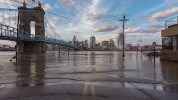 Estudio prevé amenazas en EE.UU. a causa de inundaciones