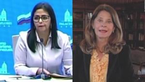 Marta Lucía Ramírez responde por denuncia contra Iván Duque