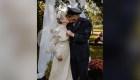 Llevan 7 décadas juntos y recién tomaron fotos de la boda