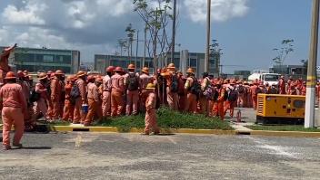 Trabajadores de refinería denuncian prácticas abusivas