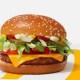 McDonald's ya prueba su hamburguesa vegetariana