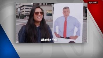 Así se burlan de candidato republicano en un anuncio