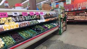 Altos precios en comida por crisis en cadena de suministro