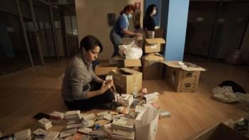 Así envían cubanos en España medicamentos a la isla