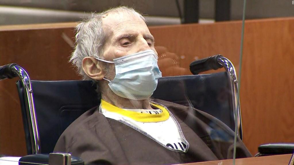 Robert Durst fue condenado a cadena perpetua