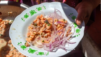 Los 5 platos de comida más populares de Sudamérica