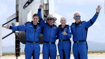 Turismo espacial permitirá más desarrollo tecnológico, dice exastronauta