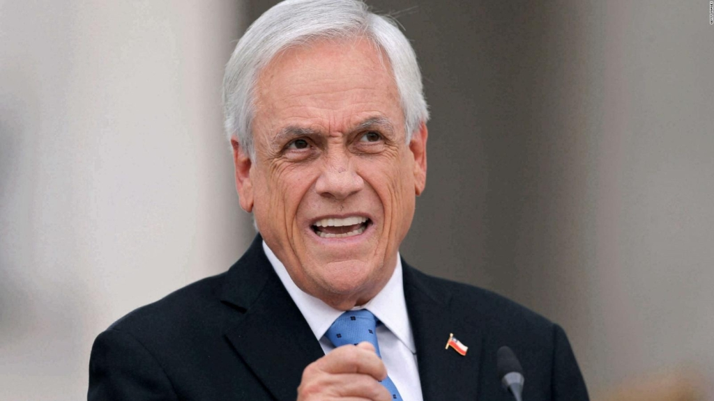 Se abre la caja de pandora de Piñera y la oposición busca su destitución