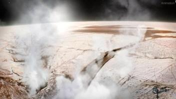 El misterio del vapor de agua en luna de Júpiter