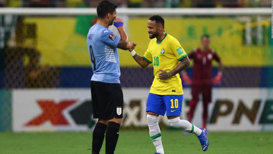 Brasil y Uruguay, las dos caras de la moneda en eliminatorias