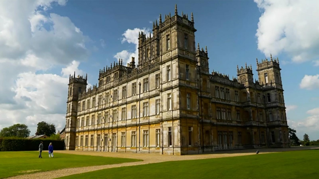 """Conoce a los propietarios del verdadero """"Downton Abbey"""""""