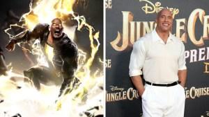 """""""The Rock"""" Johnson se transforma en supervillano"""