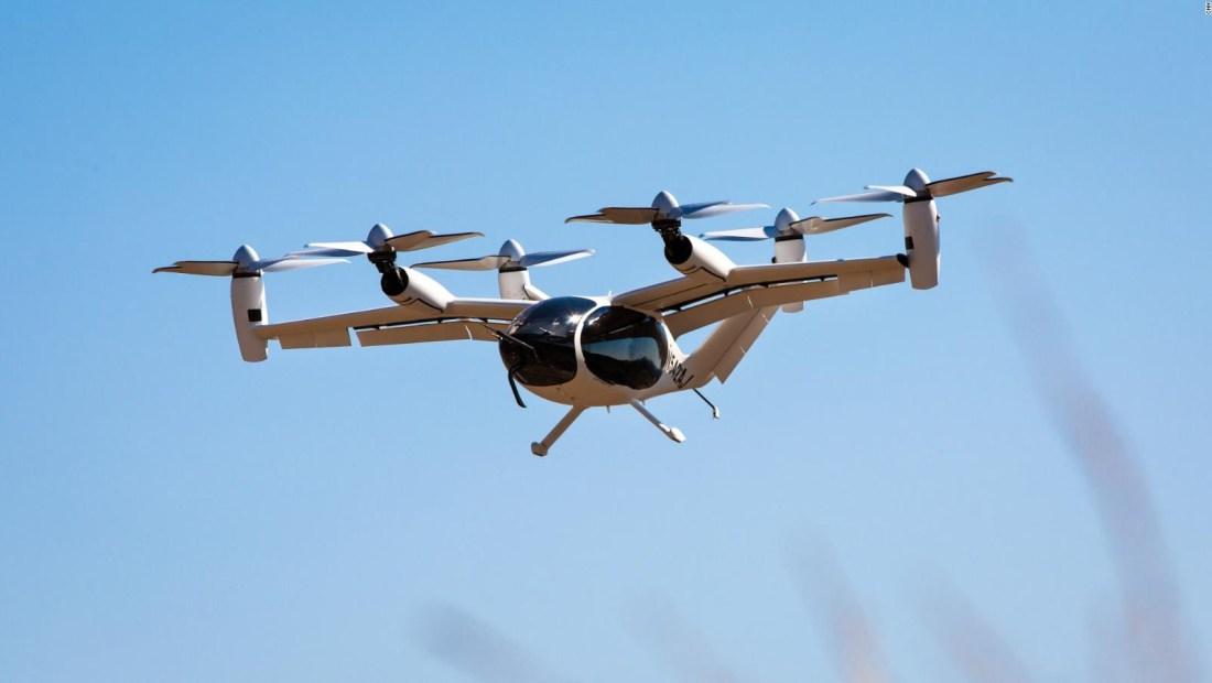Este helicóptero es el futuro del transporte