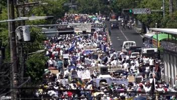 5 cosas: nuevas protestas contra medidas de Bukele