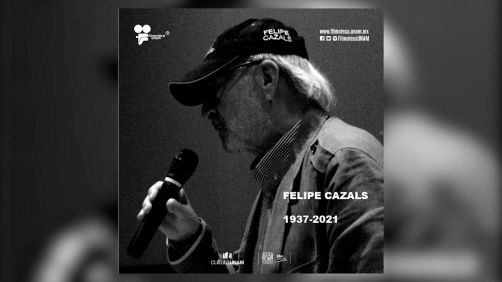 5 películas indispensables de Felipe Cazals