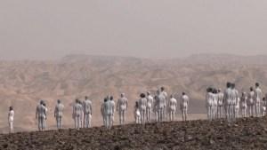 Muestran el desastre ecológico mundial cubiertos en sal