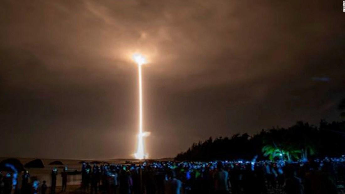 China asegura que lanzó una nave espacial y no un misil