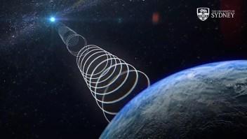 Detectan misteriosas señales desde la Vía Láctea