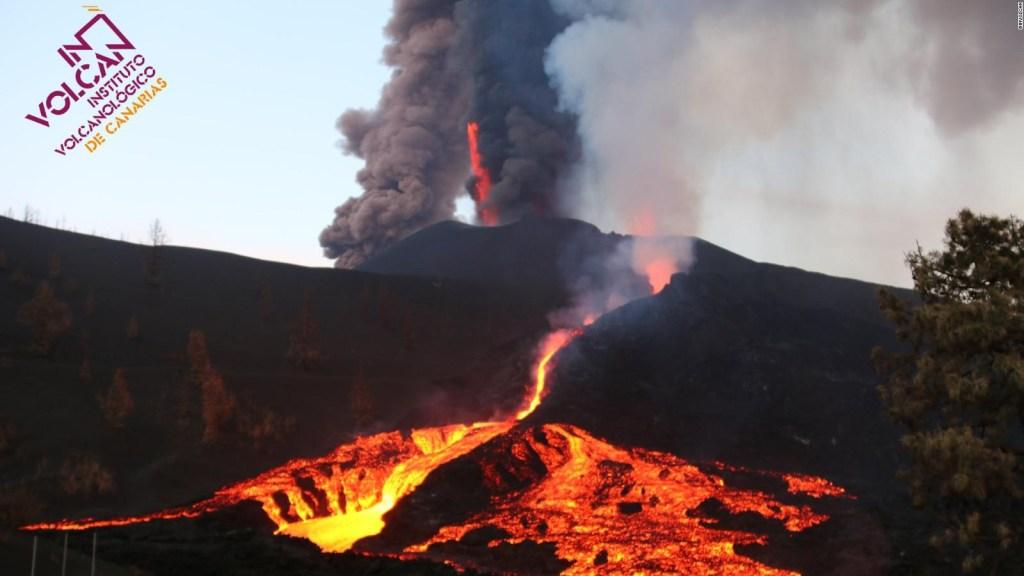 La ferocidad del Cumbre Vieja: Los sismos y los ríos de lava no cesan