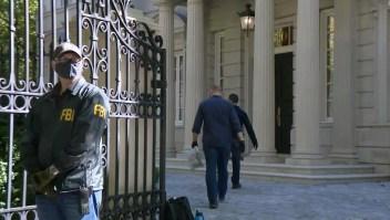 El FBI allana la casa de oligarca ruso y amigo de Putin
